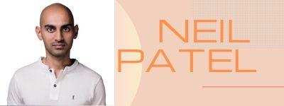 El marketer y seo Neil Patel