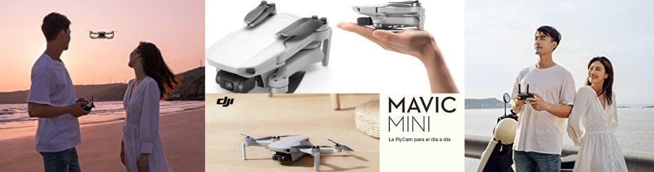 El drone que pesa menos que un móvil