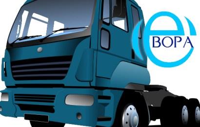 Concesiones y denegaciones de subvenciones para empresas del transporte en el Principado de Asturias