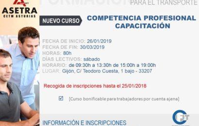 Curso Competencia Profesional Capacitación
