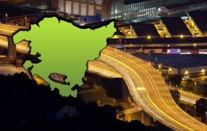 Regulación de tráfico en el País Vasco durante 2020