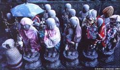 Children Statues (Detail)