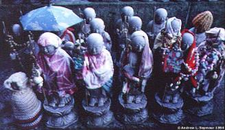 Children Statues (Detail)