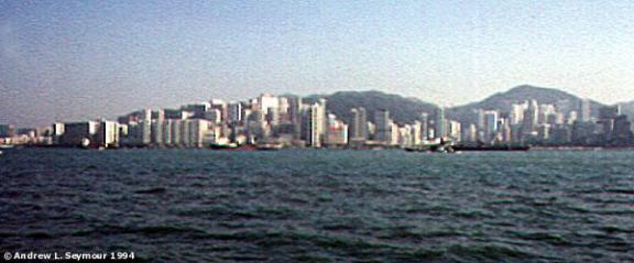 Looking back at Hong Kong
