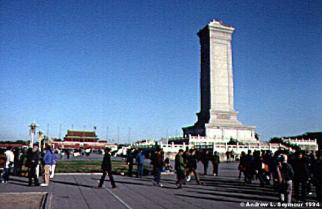 Tiananmen Square - Overview