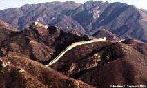 The Great Wall - Looking out