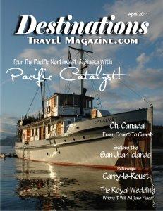 Destinations Travel Magazine - April 2011