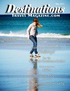 Destinations Travel Magazine - May 2011