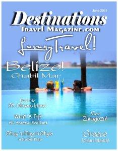 Destinations Travel Magazine - June 2011