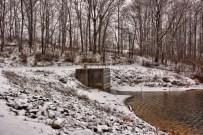 MCSP Dam Spring snow hdr 05