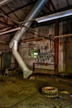Abandoned Paper Mill hdr 05