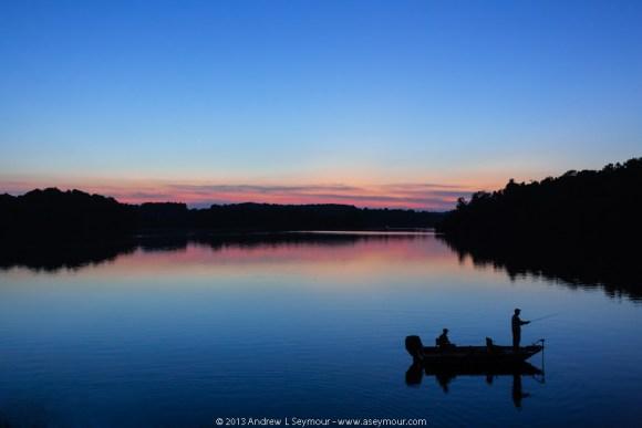 MCSP Sunset & Fishing