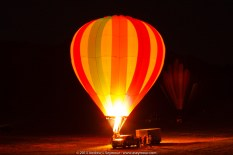 Chester County Hot Air Balloon Festival at Plantation Field, Unionville PA.