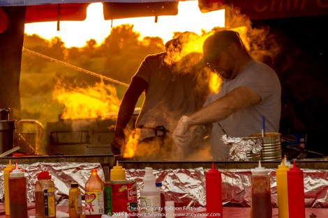 Smoky Sunset Grill 130