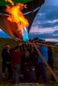 Glowing Balloon Flames 148