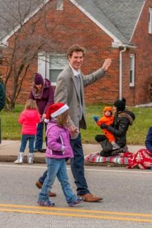 Christmas parade 101