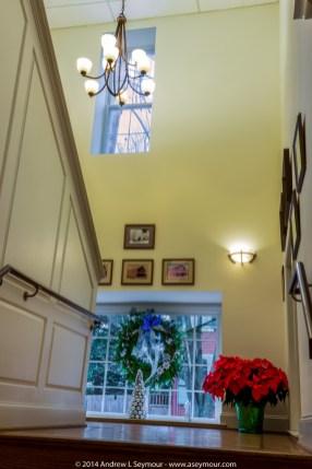 Main Stairs - MacElree Harvey