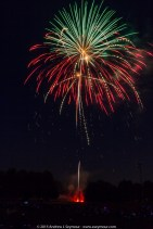 Images taken at the annual fireworks display in Lionville, during the Uwchlan Township Community Day in Chester County PA.