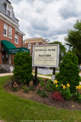 Nation Bank of Malvern for Malvern for Country Lines Magazine.