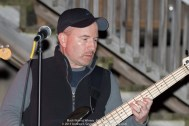 Craig Rothe singing at the 3rd annual Fire & Wine Festival at Black Walnut Winery in Sadsburyville, Chester County PA.