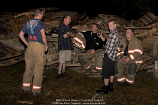 Images taken of the Sadsburyville Fire Company #31, during the 3rd Annual Fire and Wine Festival at Black Walnut Winery.