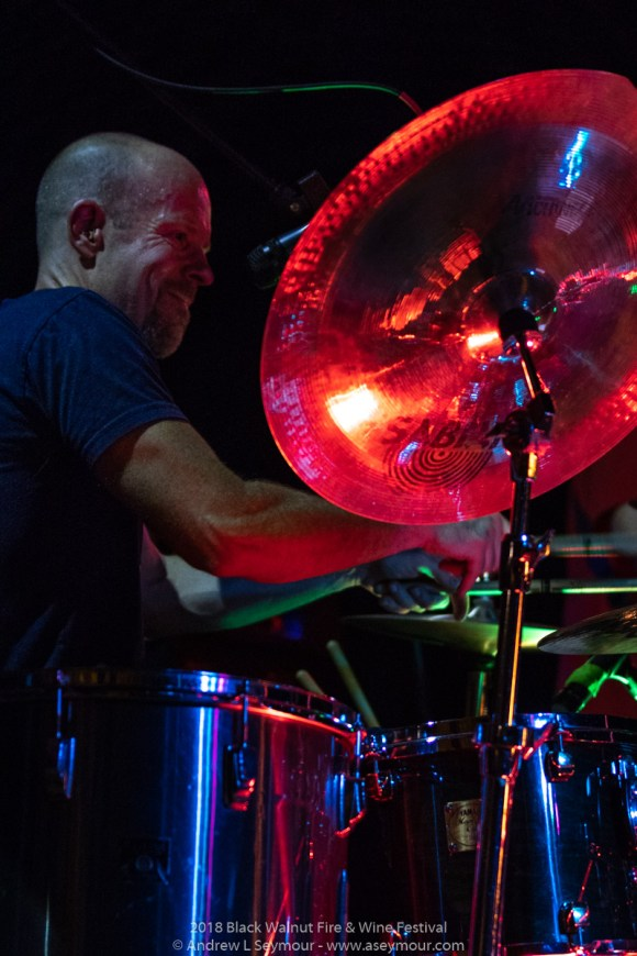 The Holt 45 band - Rob Holt