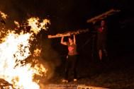 2018 Black Walnut Fire and Wine Festival