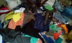 Kleidersammlung für Gambia0016