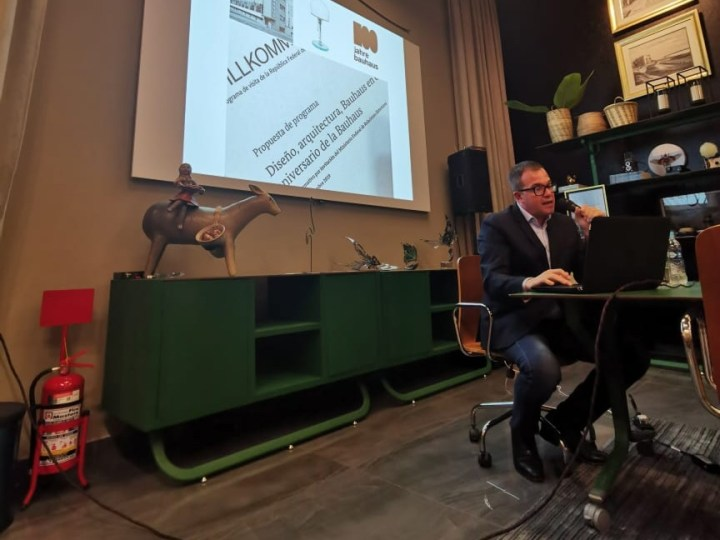 ASGAPA y Casacor: Conversatorio sobre la Bauhaus