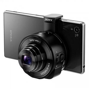 Lensa Hebat Sony QX10 Untuk Smartphone Android dan iPhone 2