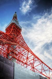 Mengunjungi Tokyo Tower nan Terkenal dan Indah 1