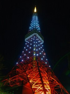 Mengunjungi Tokyo Tower nan Terkenal dan Indah