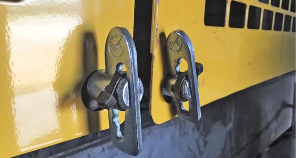 SafeGuard Modular Conveyor Flat Guards  ASGCO