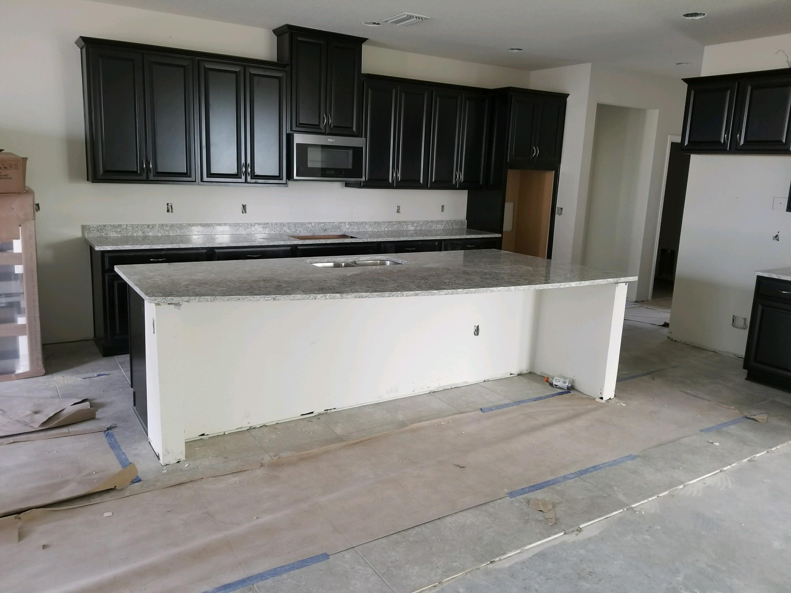 Cambria Berwyn quartz kitchen counter tops in Tampa Fl - A&S Granite