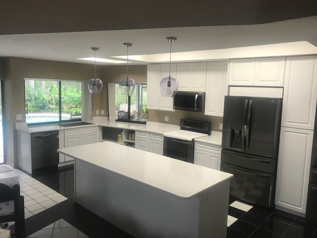 Quartz countertops putting a new spin on Home Improvement