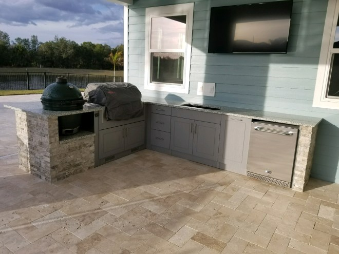 Need An Outdoor Granite Countertop For The Summer A S Granite And