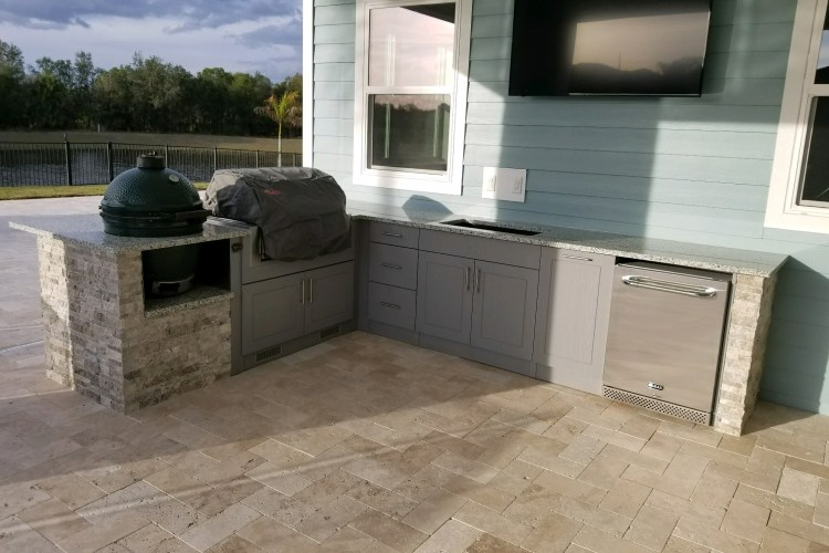 Need an Outdoor Granite Countertop for the Summer?