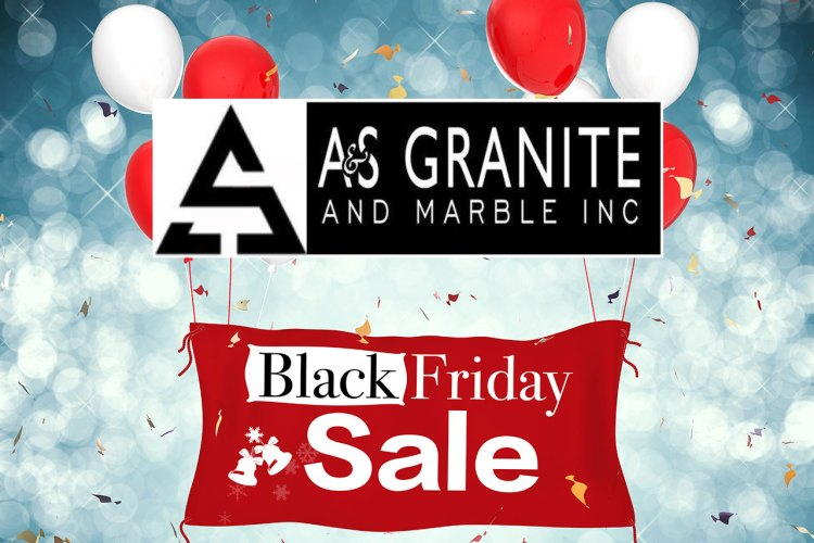 Black Friday Granite Countertops – 2 Days Only!