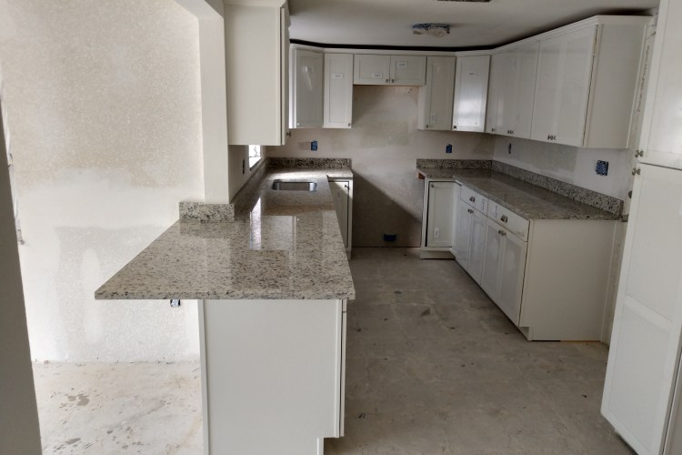granite countertop in the kitchen and its benefits