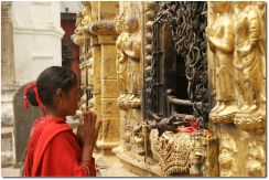 Religious beliefs are deeply embedded in social life of Nepal.
