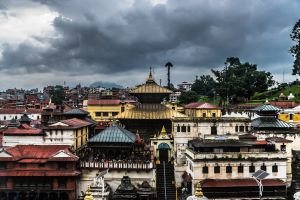 Pashupatinath Temple is the most important Hindu temple in Nepal.