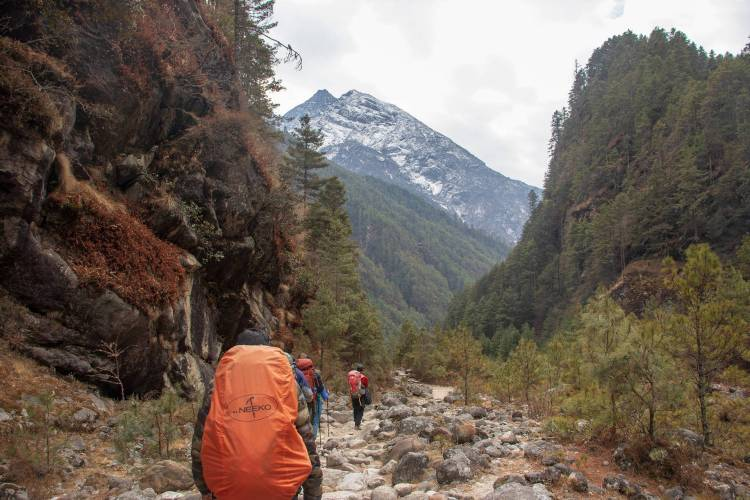Most travellers come to Nepal for trekking, not seeing even a glimpse of the real Nepal.