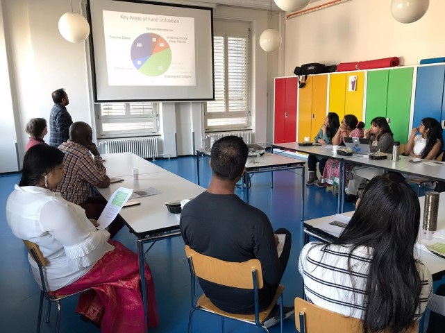 Asha for Education: Zurich Chapter