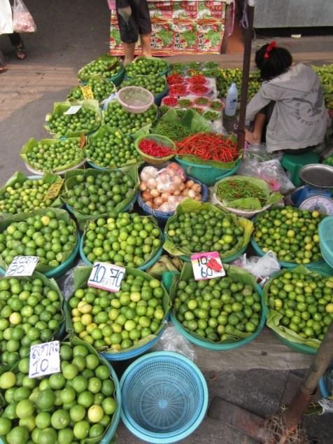 So many limes