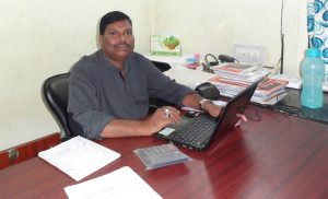 Benudhar Sutar, Gründer von DESI-Technology Solutions unser Partner in Odisha (Foto: DESI)