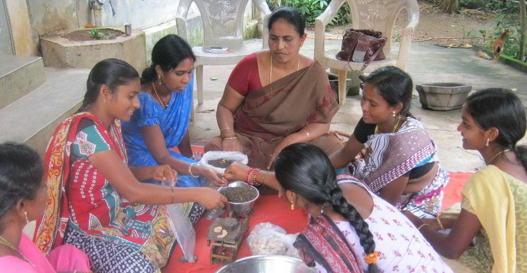 Herstellung traditioneller Medizin
