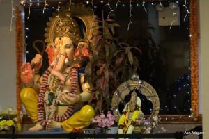 Flushing Ganesha Temple, NY