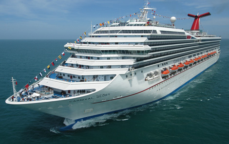 Packing list for a Cruise Ship