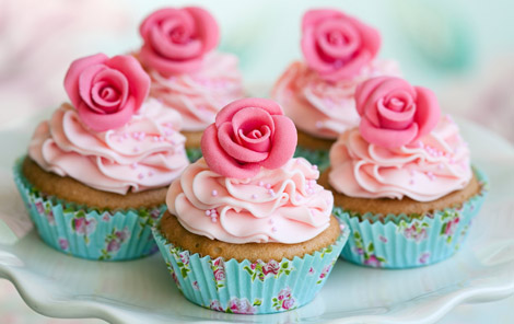 Let them eat cupcakes…