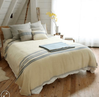 Swans Island Cozy Grace blanket